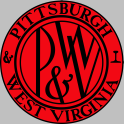 P&WV Red Lacquer Decal