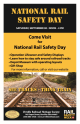 ORHS National Rail Safety Day Poster